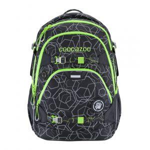 Školní batoh coocazoo ScaleRale, Solar-Green, certifikát AGR+ BONUS ZDRAVÁ LAHEV za 1,- Kč